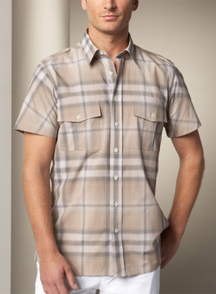 California Design Shirt - Half Sleeves
