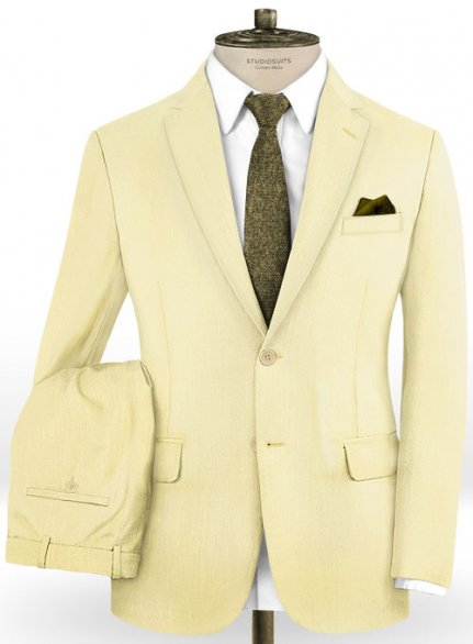 Scabal Mellow Wool Suit