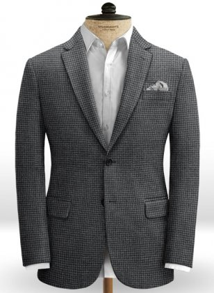 Italian Tweed Giola Jacket