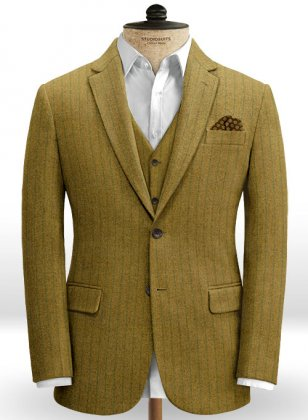 Bologna Tweed Rust Jacket