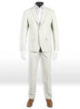 Tropical Natural Linen Suit