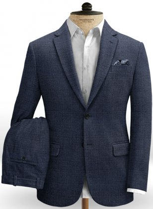 Italian Tweed Cardullo Suit