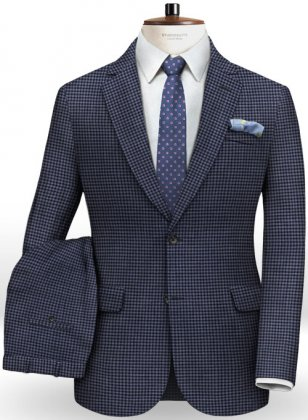 Italian Wool Filo Suit