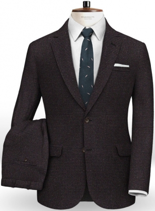 Italian Tweed Kawa Suit
