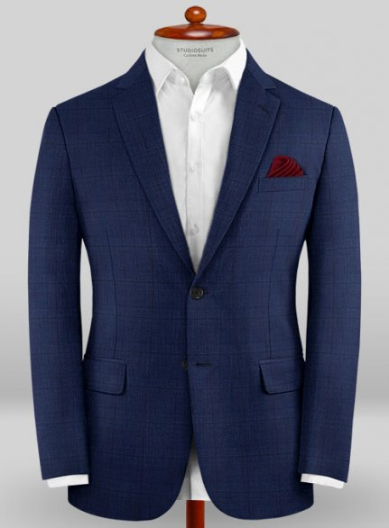 Caccioppoli Sun Dream Elna Blue Jacket