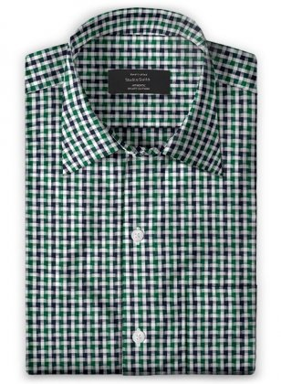 Italian Cotton Kasila Shirt