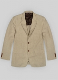 Italian Linen Unstructured Jacket