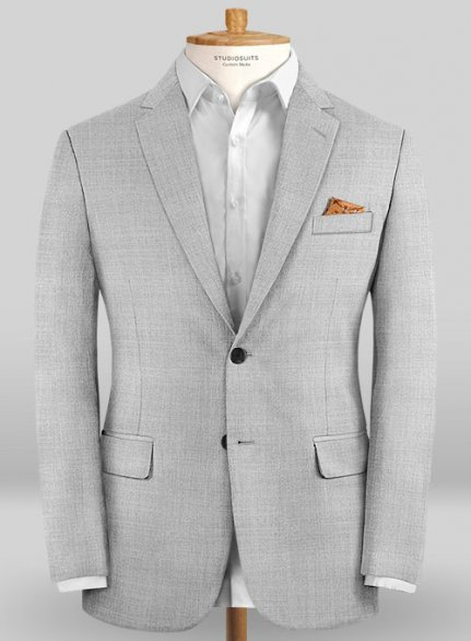 Caccioppoli Sun Dream Anzola Light Gray Jacket
