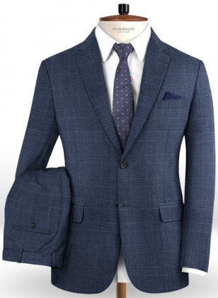 Italian Wool Fuccillo Suit