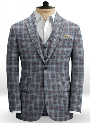 Country Gray Tweed Jacket