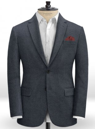 Italian Tweed Aponzo Jacket