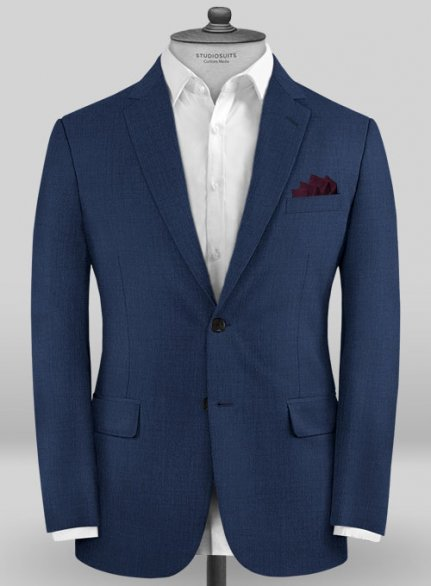 Caccioppoli Sun Dream Garcie Bottle Blue Jacket