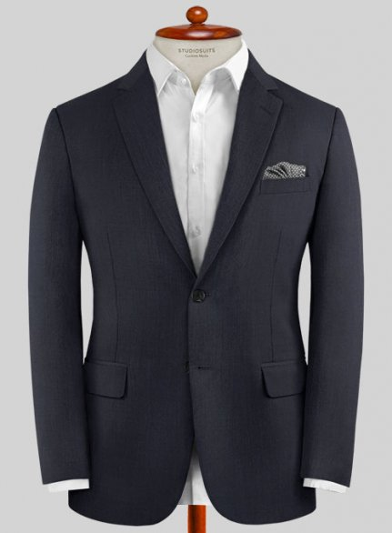 Caccioppoli Sun Dream Navy Blue Jacket