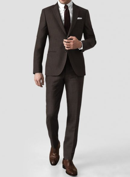 Caccioppoli Dapper Dandy Wool Suits
