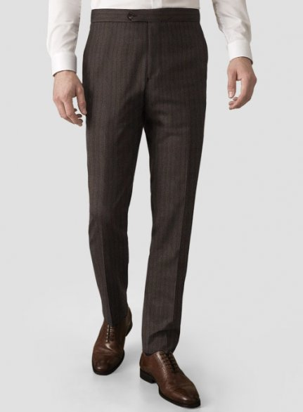 Caccioppoli Dapper Dandy Wool Pants