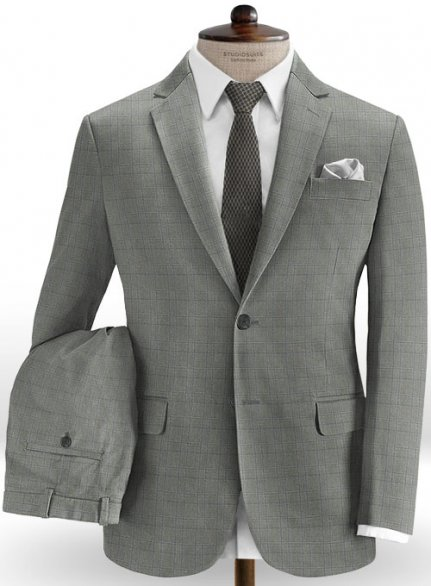 Cotton Riano Suit