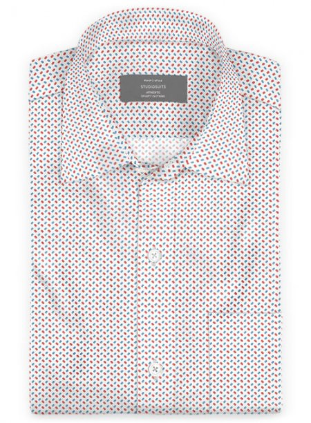 Italian Cotton Peatro Shirt