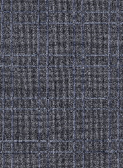 Reda Derta Gray Wool Suit