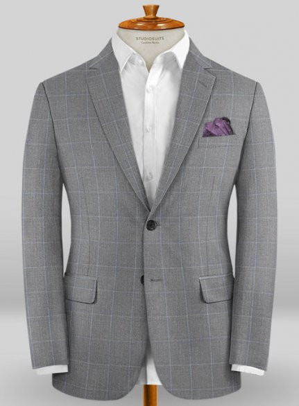 Caccioppoli Sun Dream Jappo Gray Jacket