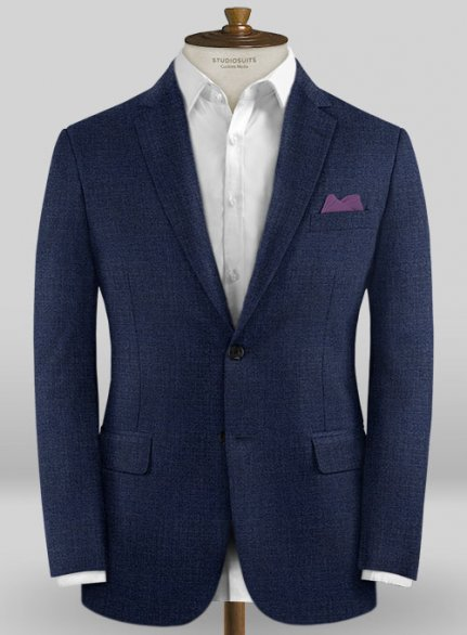 Caccioppoli Wool Stretch Istori Jacket