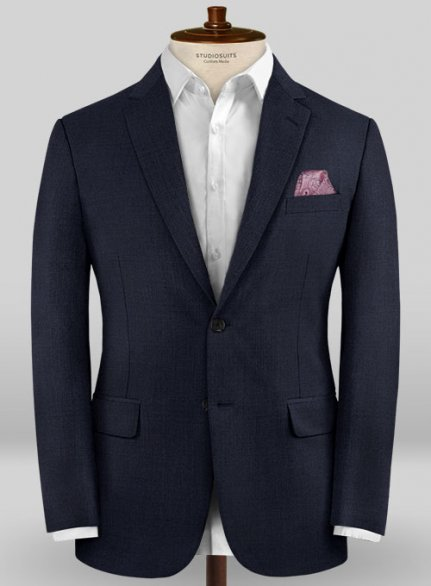 Caccioppoli Sun Dream Steel Blue Jacket