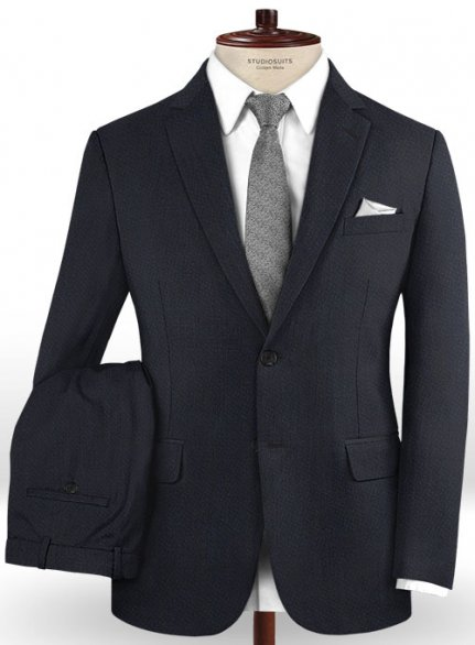 Italian Wool Canto Suit