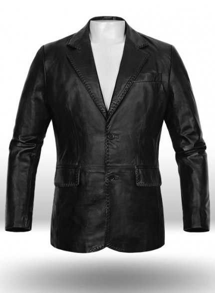 Medieval Leather Blazer