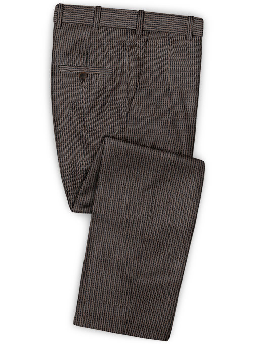 Italian Wool Pacera Pants - Click Image to Close