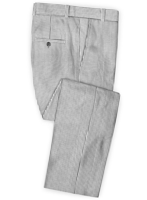 Italian Wool Vicovi Pants - Click Image to Close