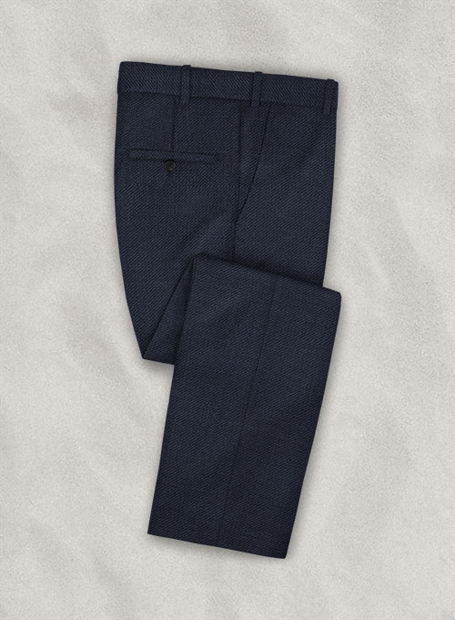 Italian Wool Redeti Pants - Click Image to Close