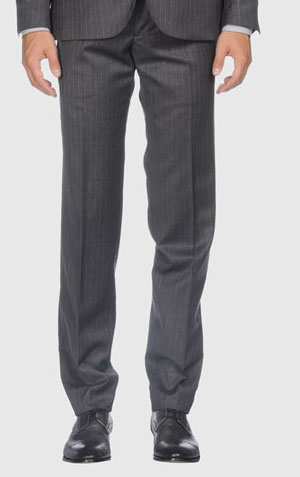 The Montana Stripe Collection - Wool Trouser - 4 Colors