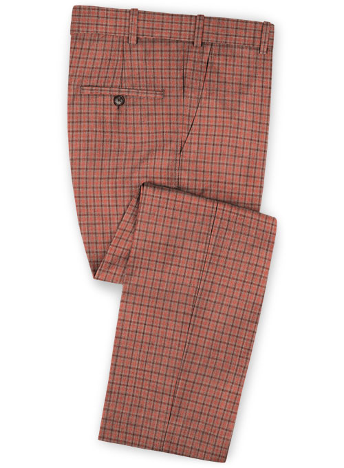 Napolean Rollz Tango Wool Pants - Click Image to Close