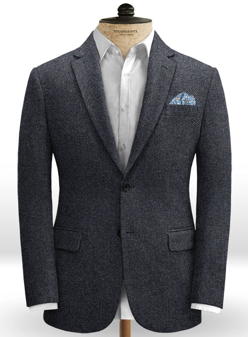 Italian Tweed Ivone Jacket - Click Image to Close