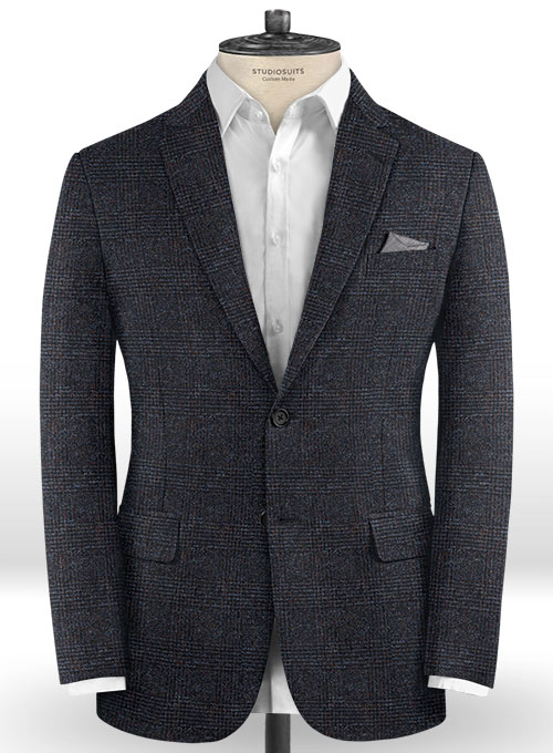 Italian Wool Cashmere Kalin Jacket - Click Image to Close