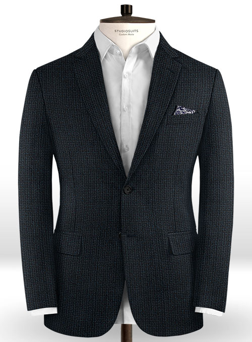 Italian Wool Cashmere Xielo Jacket - Click Image to Close