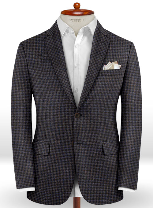 Italian Wool Vigina Jacket - Click Image to Close