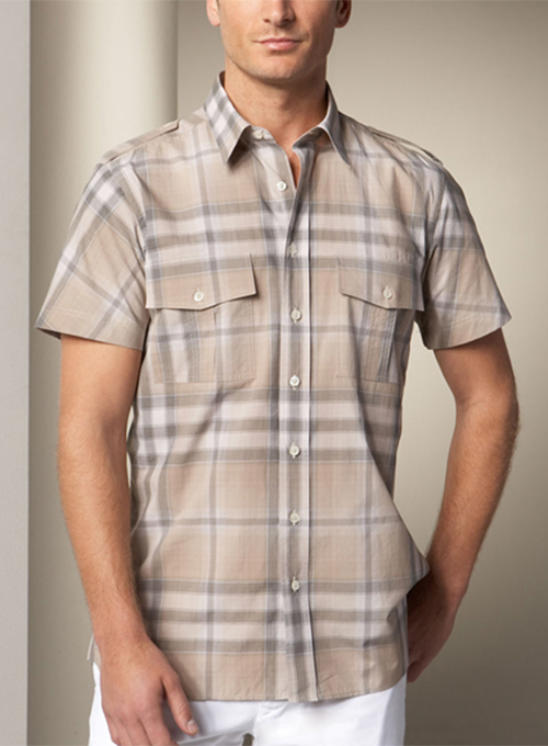 California Design Shirt - Half Sleeves - Click Image to Close