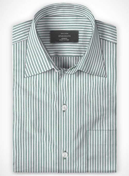 Cotton Stretch Rotea Shirt