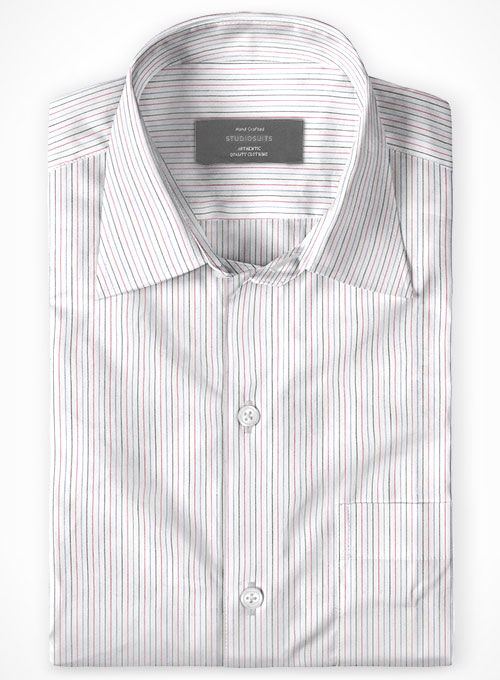 Cotton Stretch Zarzzi Shirt