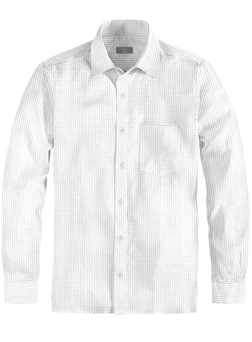 Giza Douglas Cotton Shirt