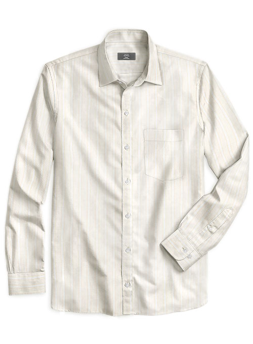 Italian Cotton Camao Shirt