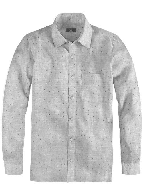 Italian Cotton Digo Shirt