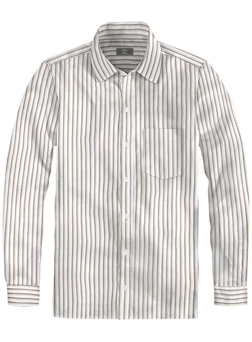 Italian Cotton Ebatto Shirt