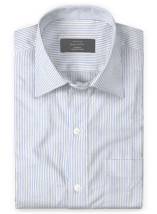Italian Cotton Frosso Shirt