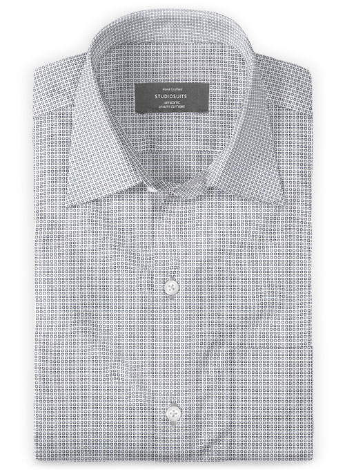 Italian Cotton Grogio Shirt