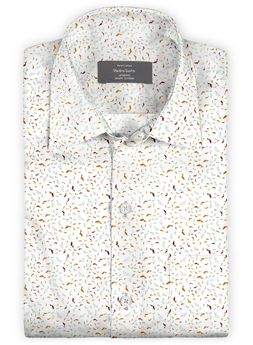 Italian Cotton Pape Shirt