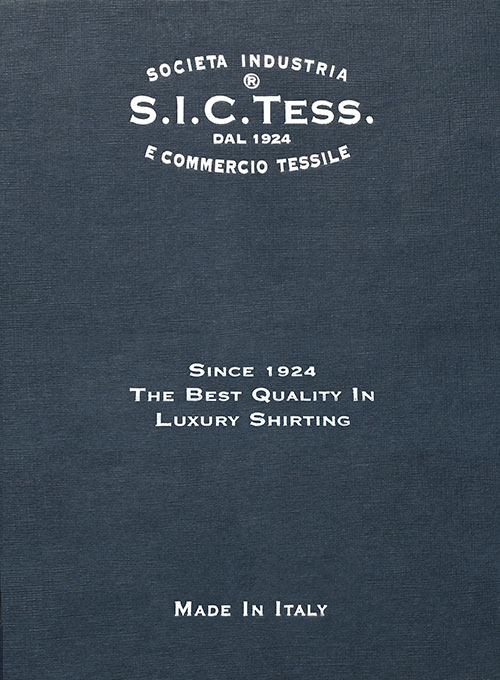 S.I.C. Tess. Italian Cotton Orena Shirt - Click Image to Close