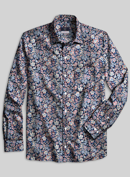Liberty Aquina Cotton Shirt