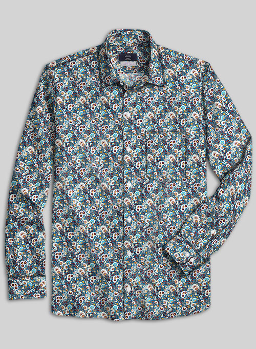 Liberty Ideria Cotton Shirt