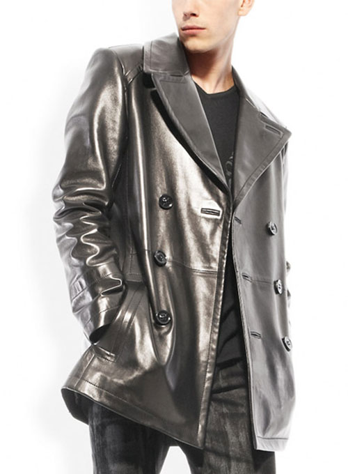 Designer Leather Jacket #999